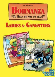Bohnanza : Ladies and Gangsters